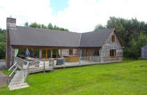 Book a stay in one of our Lodges