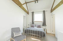 Book a stay in one of our Barns