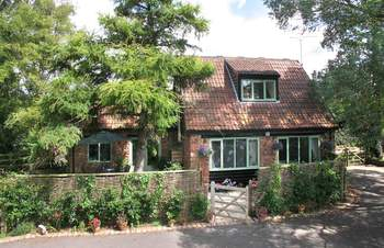 An image of 'Cornflower Cottage', Somerset