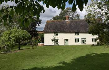 An image of 'Cherry Tree Farmhouse', Somerset