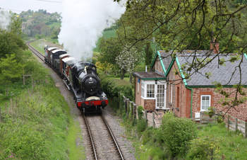 An image of 'Railway Cottage', Somerset