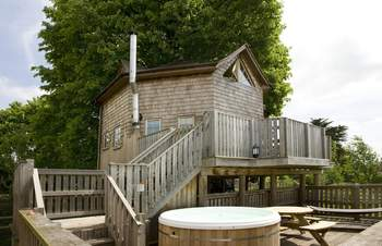 An image of 'The Treehouse', Somerset
